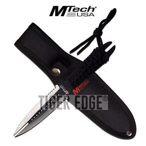 FIXED-BLADE DAGGER Mtech 8.5