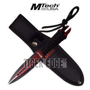 Fixed-Blade Dagger | Mtech 8.5