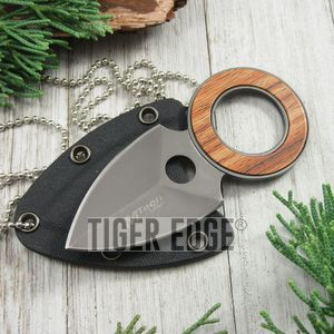 Fixed-Blade Tactical Neck Knife | Mtech 2