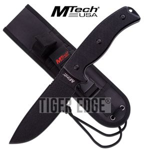 FIXED-BLADE TACTICAL KNIFE | Mtech 10.5