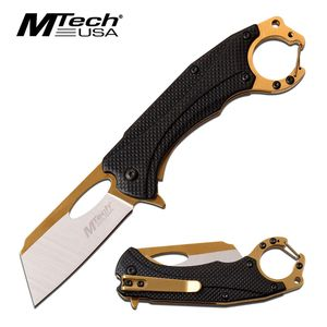 Spring-Assist Folding Knife | Mtech 2.5