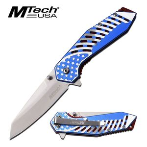 Spring-Assist Folding Knife | Mtech 3.25