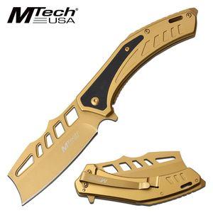Spring-Assist Folding Knife | Mtech 3.25