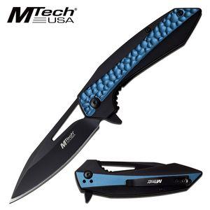 Spring-Assist Folding Knife | Mtech 3.5