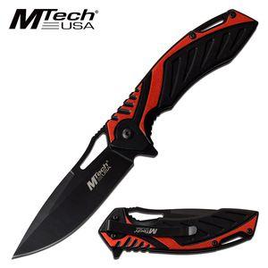 Spring-Assist Folding Knife | Mtech 3.6