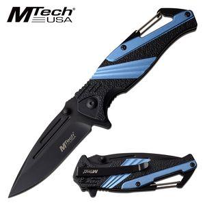 Spring-Assist Folding Knife | Mtech 3