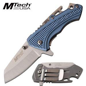 Spring-Assist Folding Pocket Knife | Mtech Mini 2