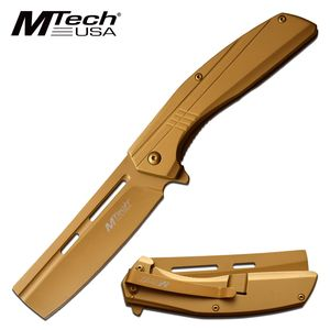 Spring-Assist Folding Knife | Mtech 3.5