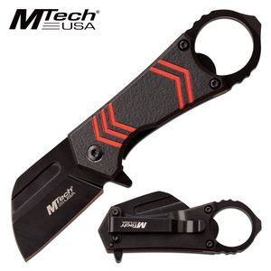Spring-Assist Folding Knife Mtech Mini 1.5