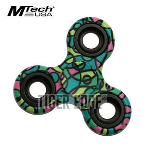 Fidget Spinner | Low-Cost Stainless Steel Bearing Mt-Fsp003Cl