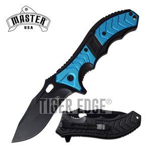 Spring-Assist Folding Knife   3.5