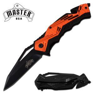 Spring-Assist Folding Knife | 3.5
