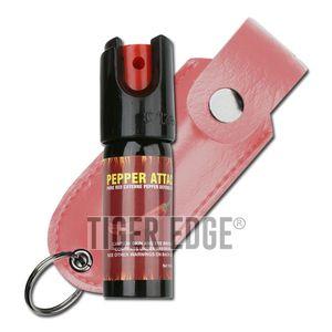 Pepper Spray | Women 0.39 Oz. Self Defense Red Cayenne Mace 4.25