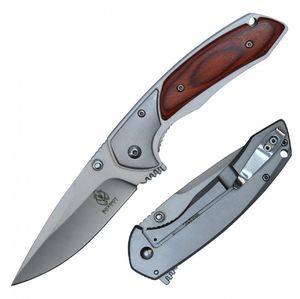 Spring-Assist Folding Knife | Buckshot 3.5
