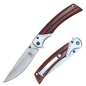 Spring-Assist Folding Knife | Buckshot 4.25