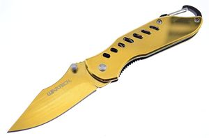 Spring-Assist Folding Knife | Wartech 2.75