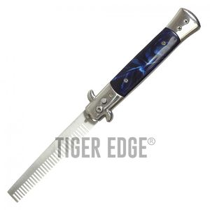 Automatic Switchblade Comb | Wartech 9