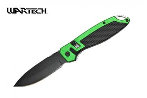 Spring-Assist Folding Knife | Wartech EDC Low-Cost 3.5