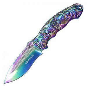 Spring-Assist Folding Knife | 3.25