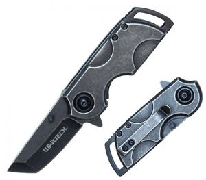 Spring-Assist Folding Knife | Wartech Mini 2