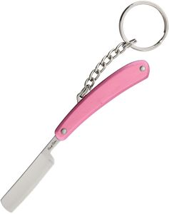 Straight Razor | Rough Rider Mini Pink Barber Shaving 1.5