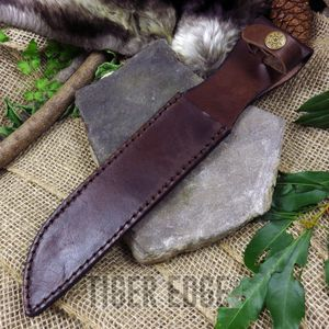 Fixed-Blade Knife Belt Sheath | 7.5