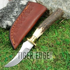 Fixed-Blade Hunting Knife | 5.25