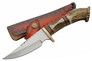 Fixed-Blade Hunting Knife   10.5