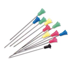 100 Replacement Darts For Blow Gun Spearhead Spearhead Ammo Multicolor