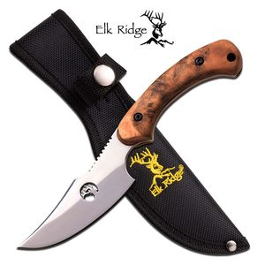 FIXED BLADE HUNTING KNIFE Elk Ridge 8