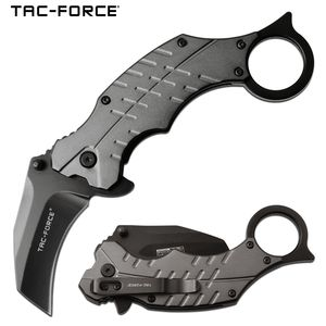 Spring-Assist Folding Knife Tac-Force  Karambit 2.5