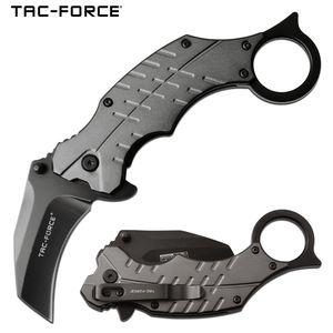 Spring-Assist Folding Knife Tac-Force  Karambit 2.5