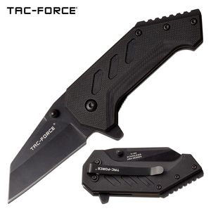 Spring-Assist Folding Knife | Tac-Force 2.5
