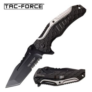 Spring-Assisted Folding Knife | Tac-Force 3.75