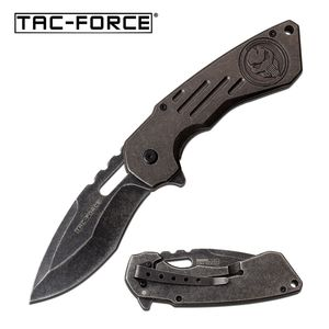 Spring-Assist Folding Knife Tac-Force 3.5