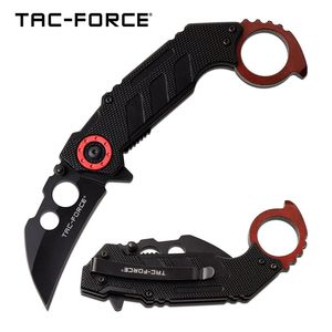 Spring-Assist Folding Knife | Tac-Force 2.3