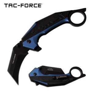 Spring-Assist Folding Knife Tac-Force 2.75