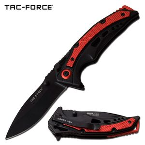 Spring-Assist Folding Knife Tac-Force 3.25