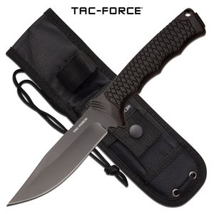 Tactical Knife | Tac-Force Black 9.8