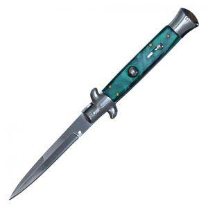 Switchblade Auto Knife Classic Stiletto 3.7