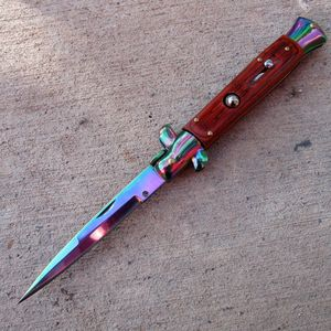 Switchblade Automatic Knife Classic Stiletto 4