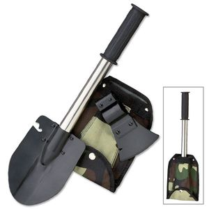 6-in-1 Multi-Purpose Tool Survival Axe/Shovel