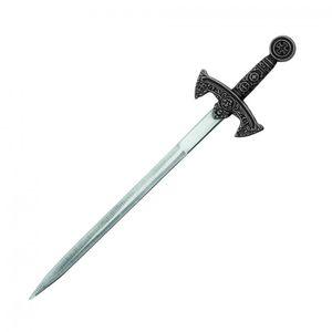 Letter Opener | Mini Sword Medieval Celtic Long Sword Silver 7.5