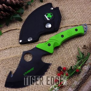 Z-Hunter Green Ultimate Zombie Fighting Axe Outdoor Ax Dead Walking